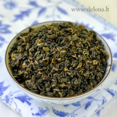"Juodoji arbata ""BI LUO CHUN"" 100g"