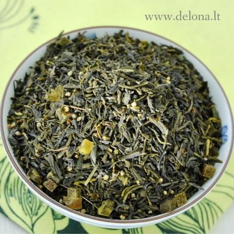 """Žalioji arbata """"SPIRULINA"""" 100g"""