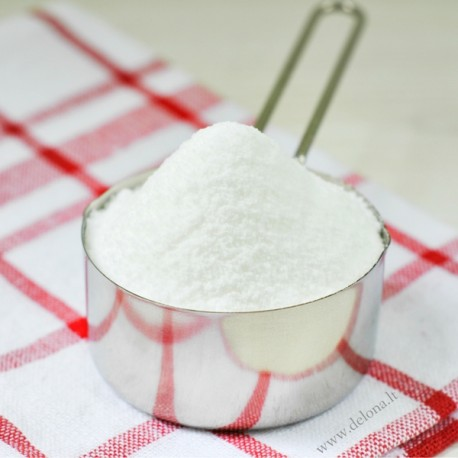Netirpus miltelinis cukraus mišinys kepiniams puošti