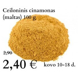 Ceilono cinamonas