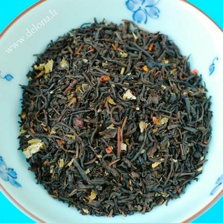 "Juodoji arbata ""MIŠKO UOGA"" 100g"