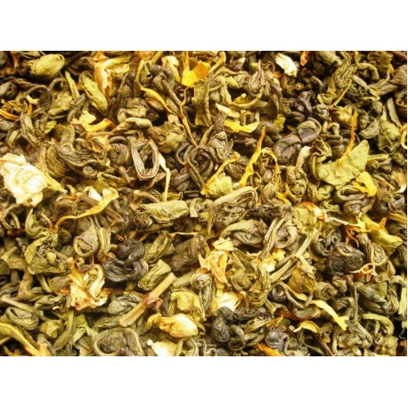 """Žalioji arbata """"Jazminaičiai"""" 100g"""