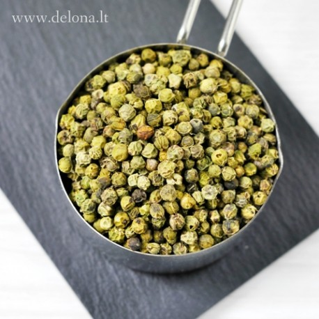 Žalieji pipirai (grūdeliais) 50g