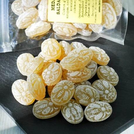 Medaus saldainiai 100g