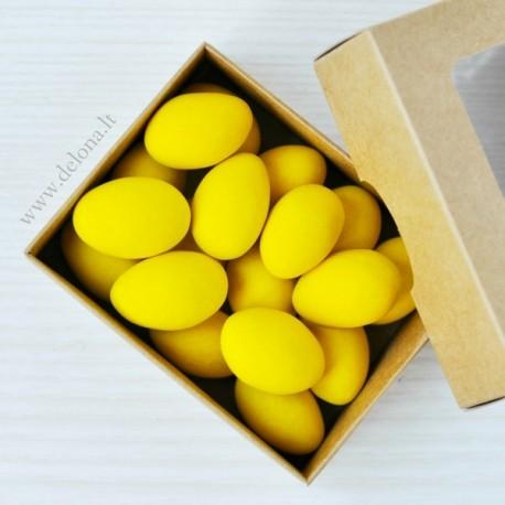 Migdolai citrinų skonio pieniniame šokolade 120g