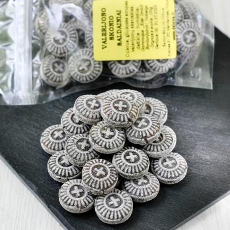 Valerijono skonio saldainiai 100g